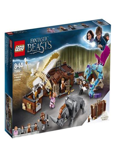 Lego LEGO Harry Potter Newts Case Of Creatures Renkli